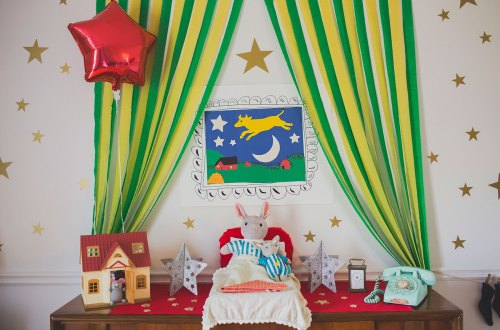 Goodnight Moon Birthday Party