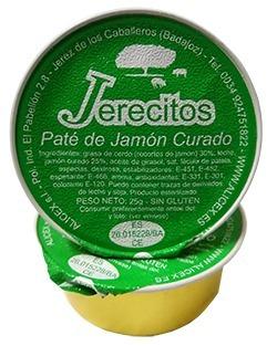 monodosis jamon curado jerecitos