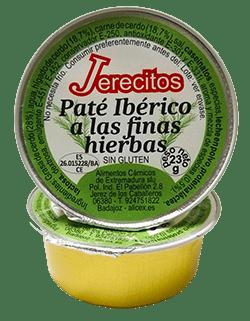 monodosis pate finas hierbas jerecitos