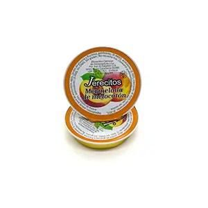 monodosis de mermelada de melocotón Jerecitos