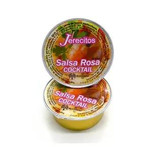 monodosis de salsa rosa para cocktail Jerecitos