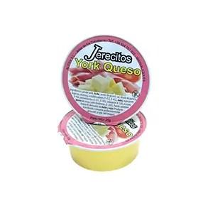 monodosis de crema de york y queso Jerecitos