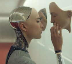 Alicia Vikander on Playing a Robot in 'Ex Machina'