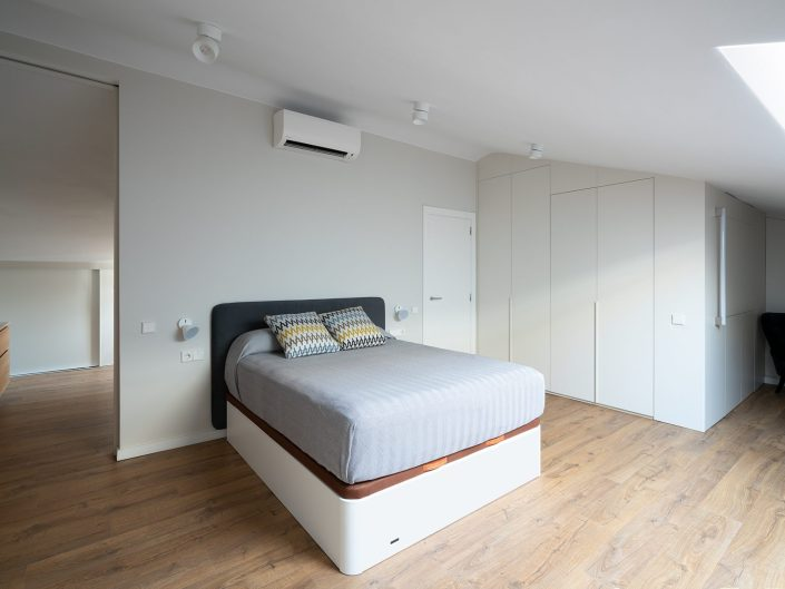 Reforma dormitorio principal duplex Sant Cugat