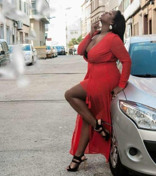 Susel Gonzalez modelo plus size