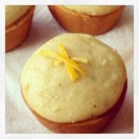 Muffins de Naranja con un toque de licor...