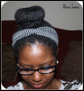 my bun March 2012
