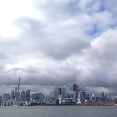 Halloween Weekend and a Day Trip to Toronto