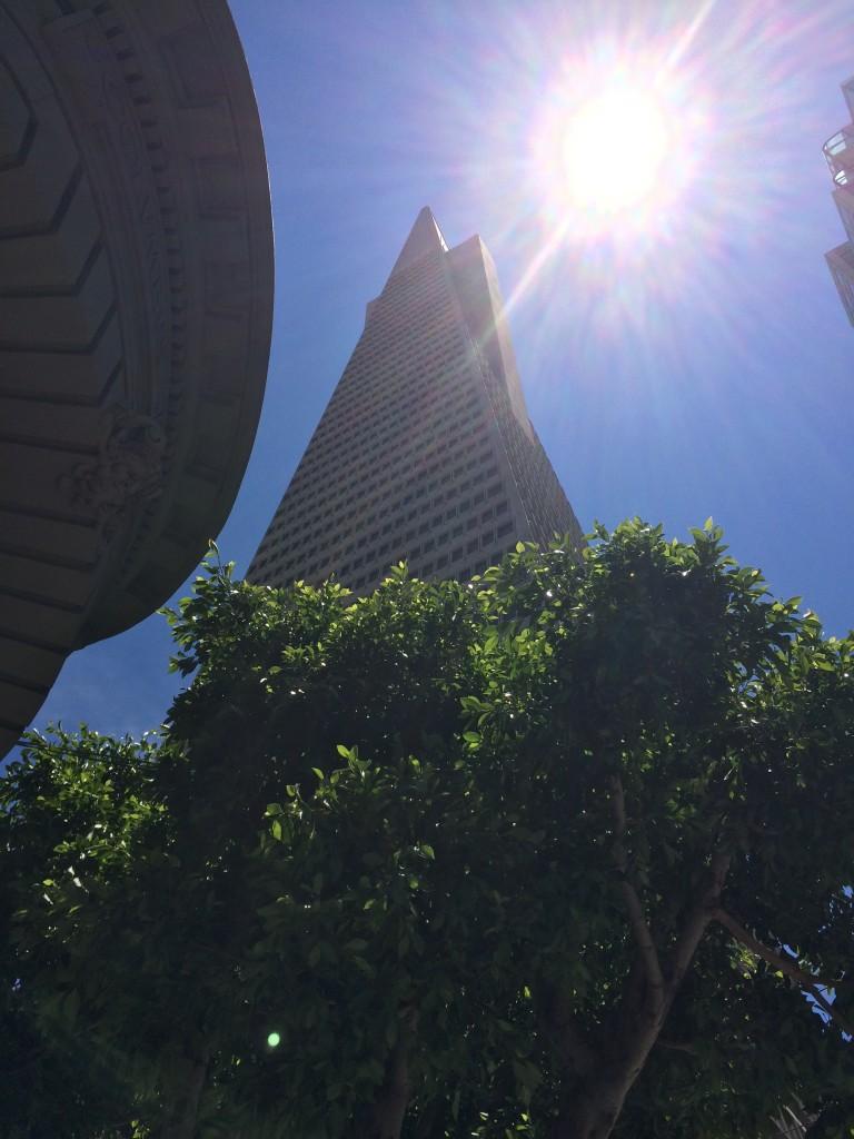 pyramid sf