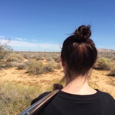 A Desert Drive & 13 Hours in Las Vegas
