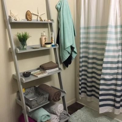 DIY: Painting Laminate Furniture