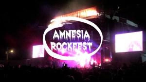 Amnesia Rockfest in Montebello, Quebec 2016