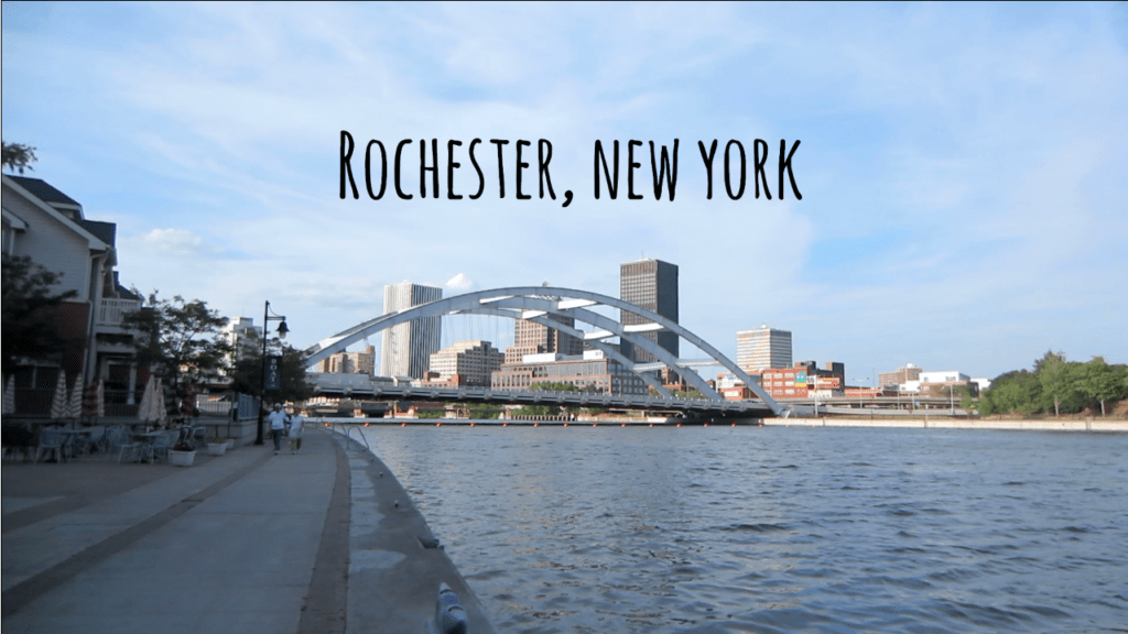 Time in new york rochester