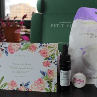 Petit Vour Unboxing | March Edition