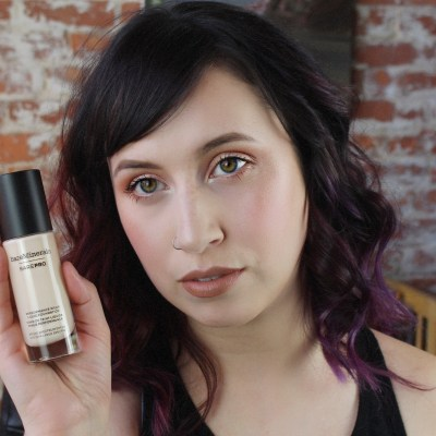 bareMinerals Bare Pro Foundation First Impression + Wear Test