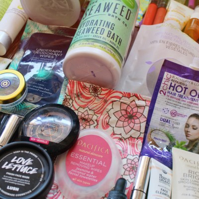 Lots and Lots of Cruelty-Free Empties (Almost 1 Year's Worth)