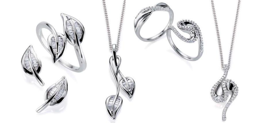 Pendants Rings & Earrings