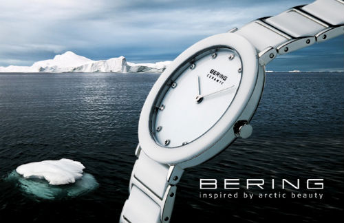 Alicia Mai - Bering Watches
