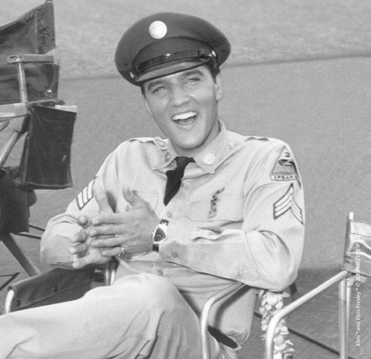 Hamilton Ventura - Elvis Presley