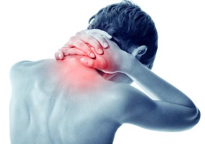 Orthopedic massage for neck pain