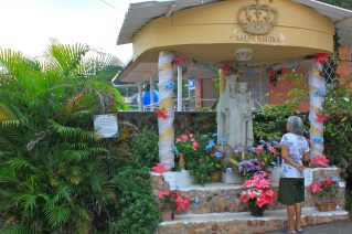 Isla Taboga Shrine