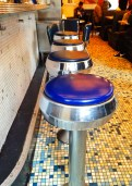 Rarely Empty Bar Stool - Getting Here Early Pays Off!