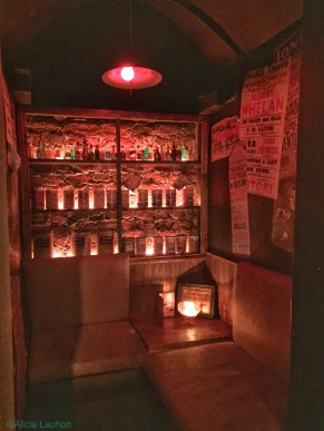 Cozy Booth | Cahoots, London