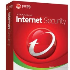 Trend Micro Internet Security 2017 Serial Key & Crack Download