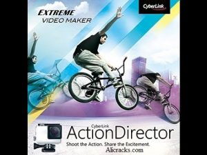 Cyberlink ActionDirector Ultra Crack and Serial Key Download