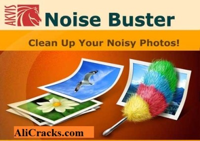 Akvis Noise Buster 10.2 Crack & Serial Key Free Download