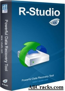 R-Studio 8.5 Crack & Serial Key Free Download