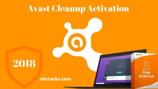 Avast Cleanup 2018 Crack + Activation Code List Till 2019