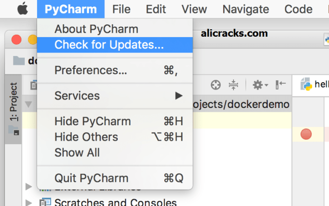 PyCharm 2018.1.1 Crack Full Activation Code Free Download