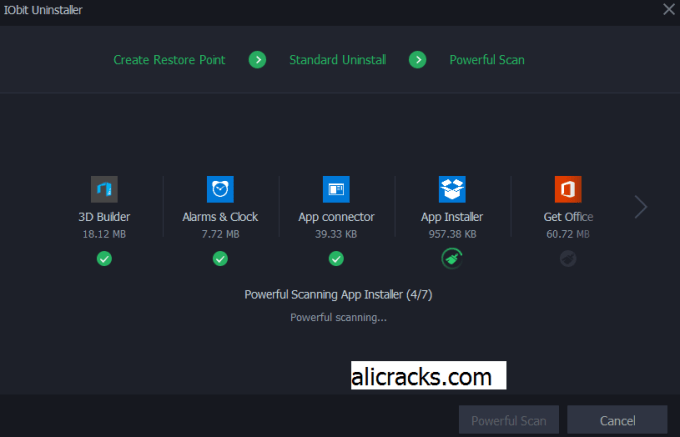 IObit Uninstaller Pro 7.4.0.8 Crack Plus License Key Free Download