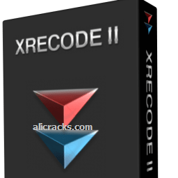 Xrecode III Portable 1.77 Crack & Serial Key Free Download
