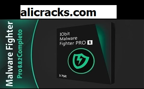 IObit Malware Fighter 6.0.2 Crack + License Key 2018