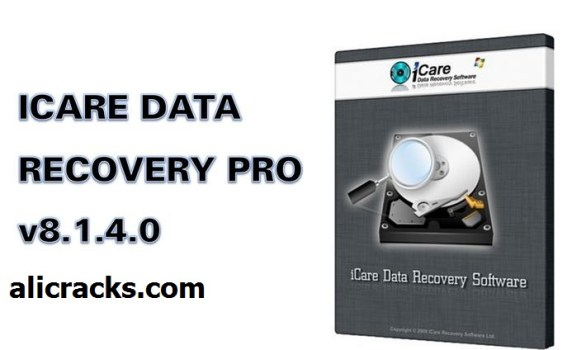 iCare Data Recovery Pro 8.1.4 Crack & License Key