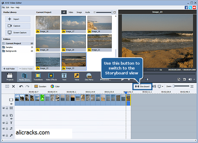 AVS Video Editor Crack 8.0.4 & Activation Key Free Download