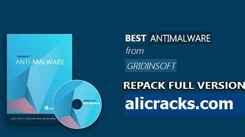 Gridinsoft Anti-Malware 3.2.15 Crack & Keygen Free Download
