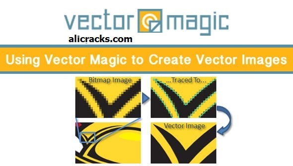 Vector Magic 1.20 Crack & Product Key Free Download