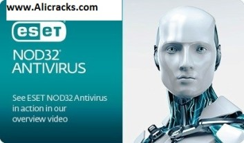 ESET NOD32 Antivirus 11.2.49.0 Crack & License Key Download