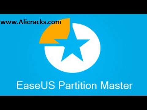 EaseUS Partition Master 12.10 Crack & Activation Key 2018
