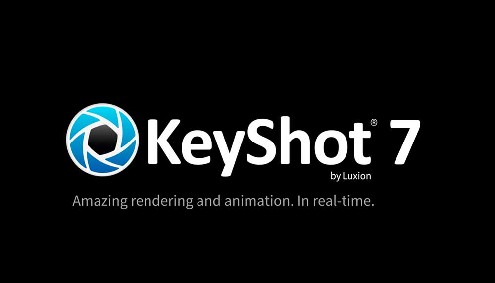 Luxion KeyShot 7.3.40 Crack & Keygen 2018 Free Download