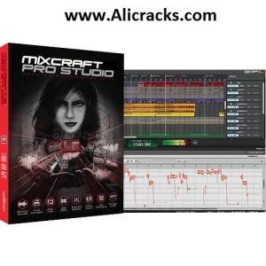Mixcraft 8.1 Crack With Registration Code Free Download