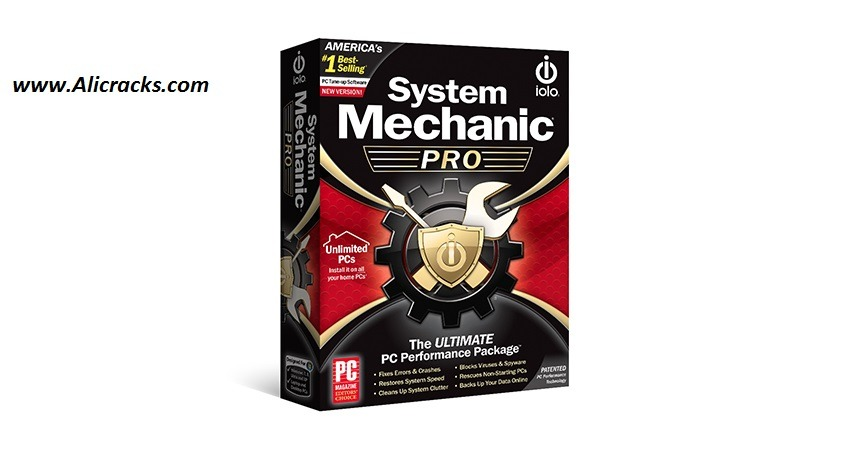 System Mechanic Pro 17.5.1 Crack With License Key [Lifetime]