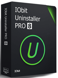 IOBIT Uninstaller Pro Key 8.4.0.8 & Crack 2019 Download