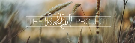 thankful project title
