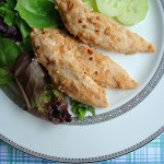 Ginger Chicken Satay