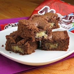 mounds brownies from Alida's Kitchen