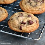 Coconut Oil Chocolate Chip Cookies #SundaySupper